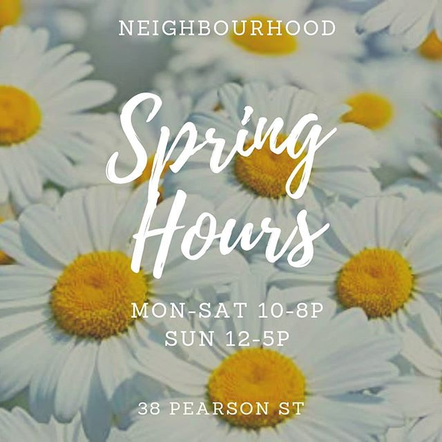 In case you missed it our hours are officially extended- No more dark winter nights! Stop by after supper for a peek- we are fully restocked for the whole family.  #socialenterprise #yyt #shopsecondhandfirst #shopthrift #thriftstorefinds #treasurehunting #yyt #bemyneighbour
