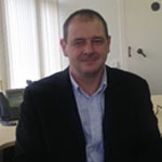 Martin Reason, European Sales Director, SpeedCast