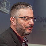 George Venianakis, Director, Global Network Operations, MSS Services, Speedcast