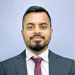 Mohammed Ali, Regional Area Manager, Thales