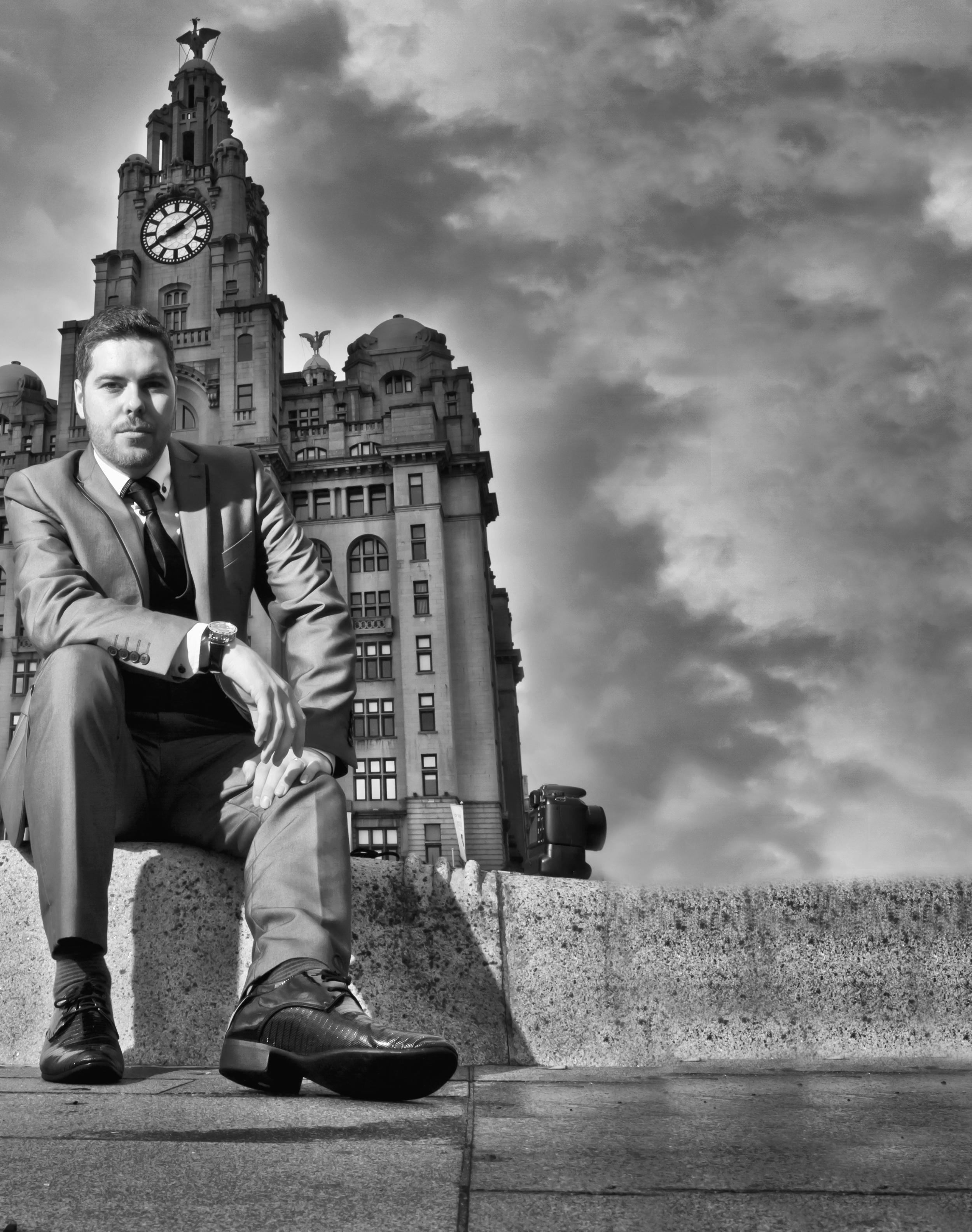 Graeme James Photography Portrait