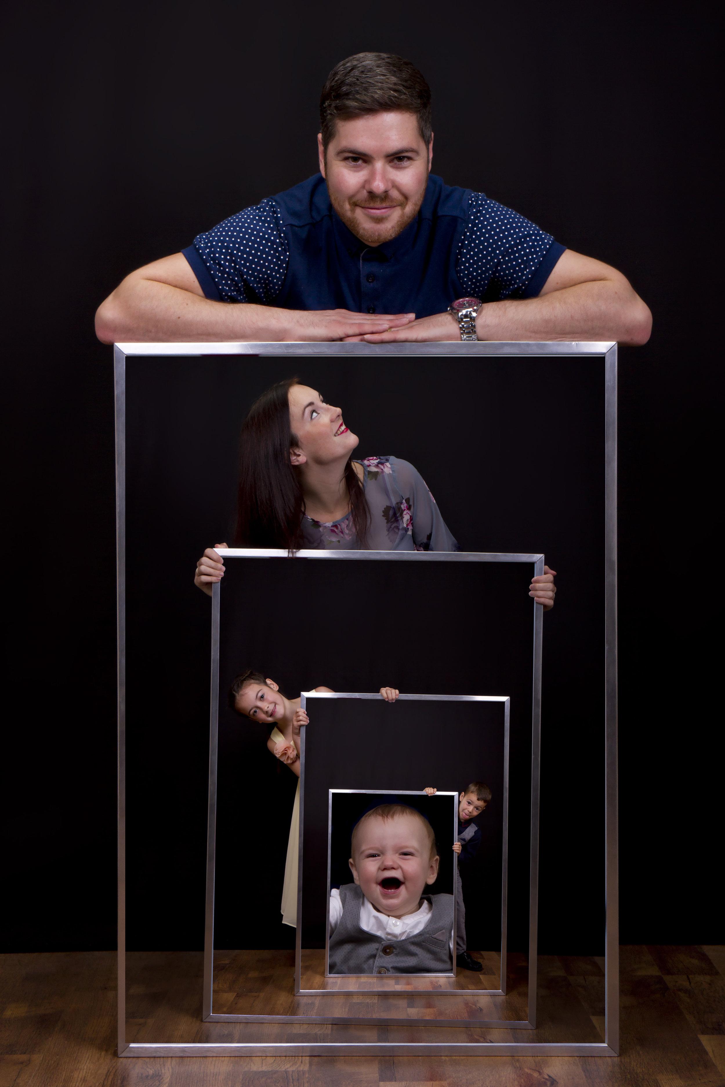 Graeme James Photography Family Portraits