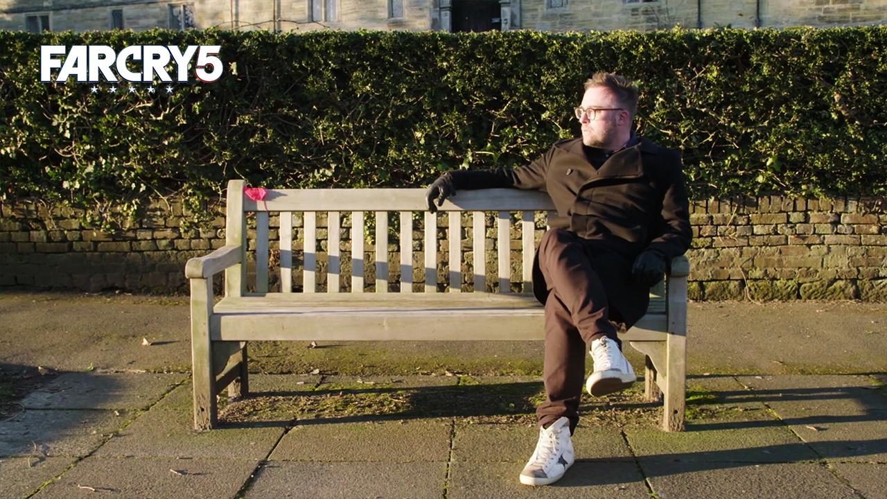Farcry 5 - Danny Wallace Investigates