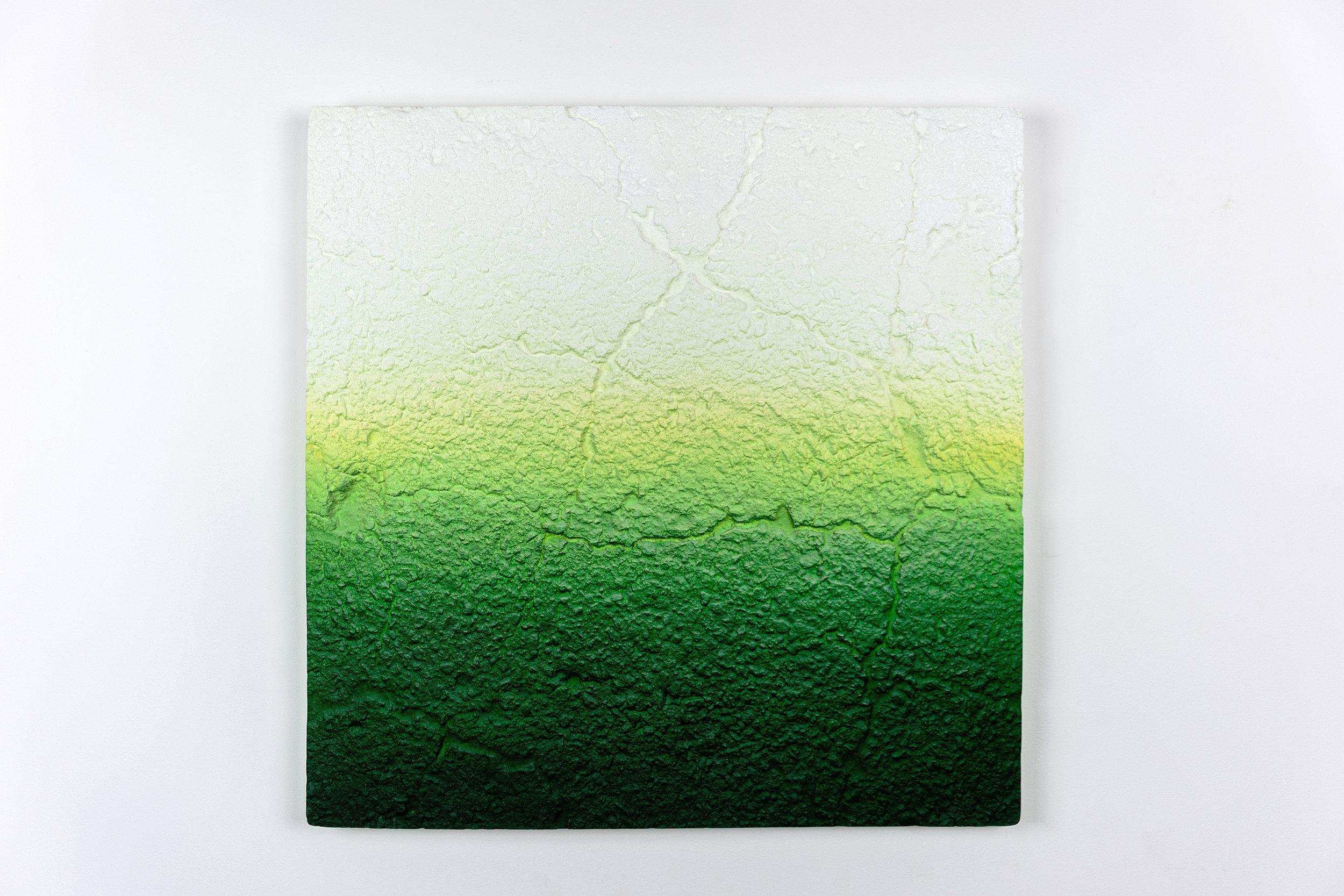 New Landscape Painting #02 [Toxic Algae Bloom]