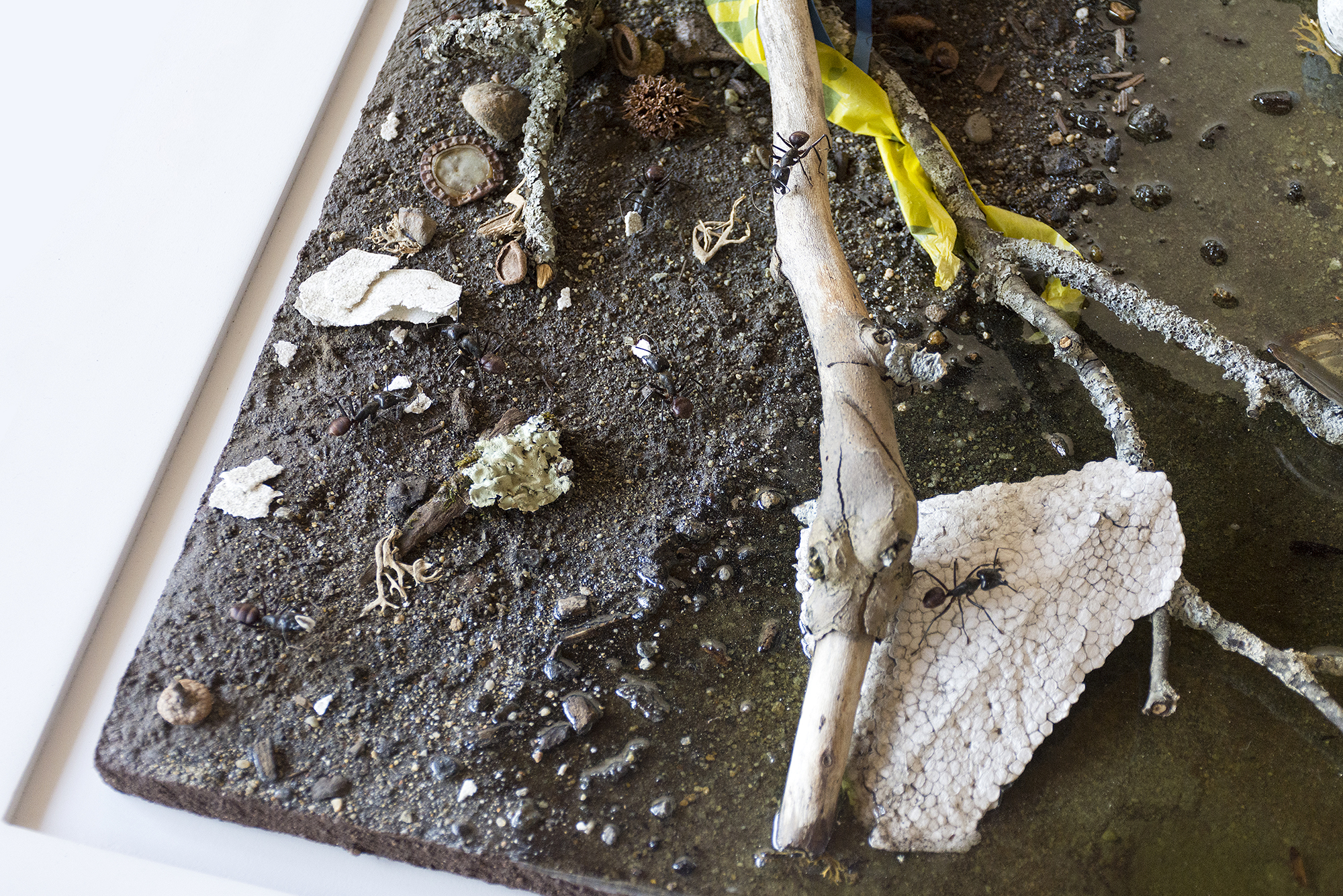 Detail from: Synthetic Landscape #03 (Suggested Nature)