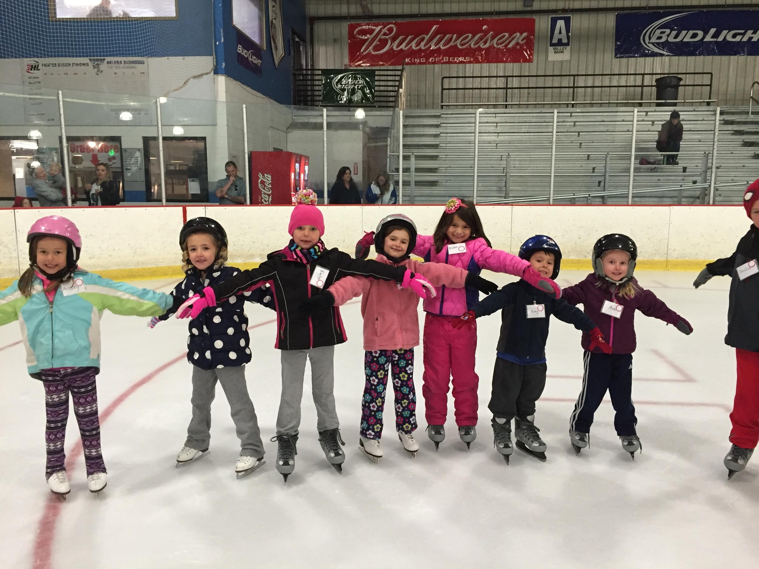 Basic 1-2 skaters