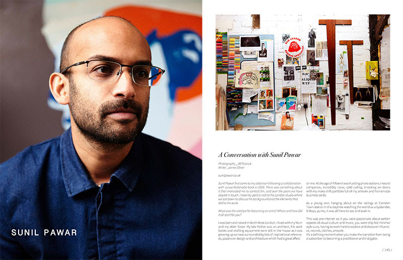 sunil pawar new order magazine