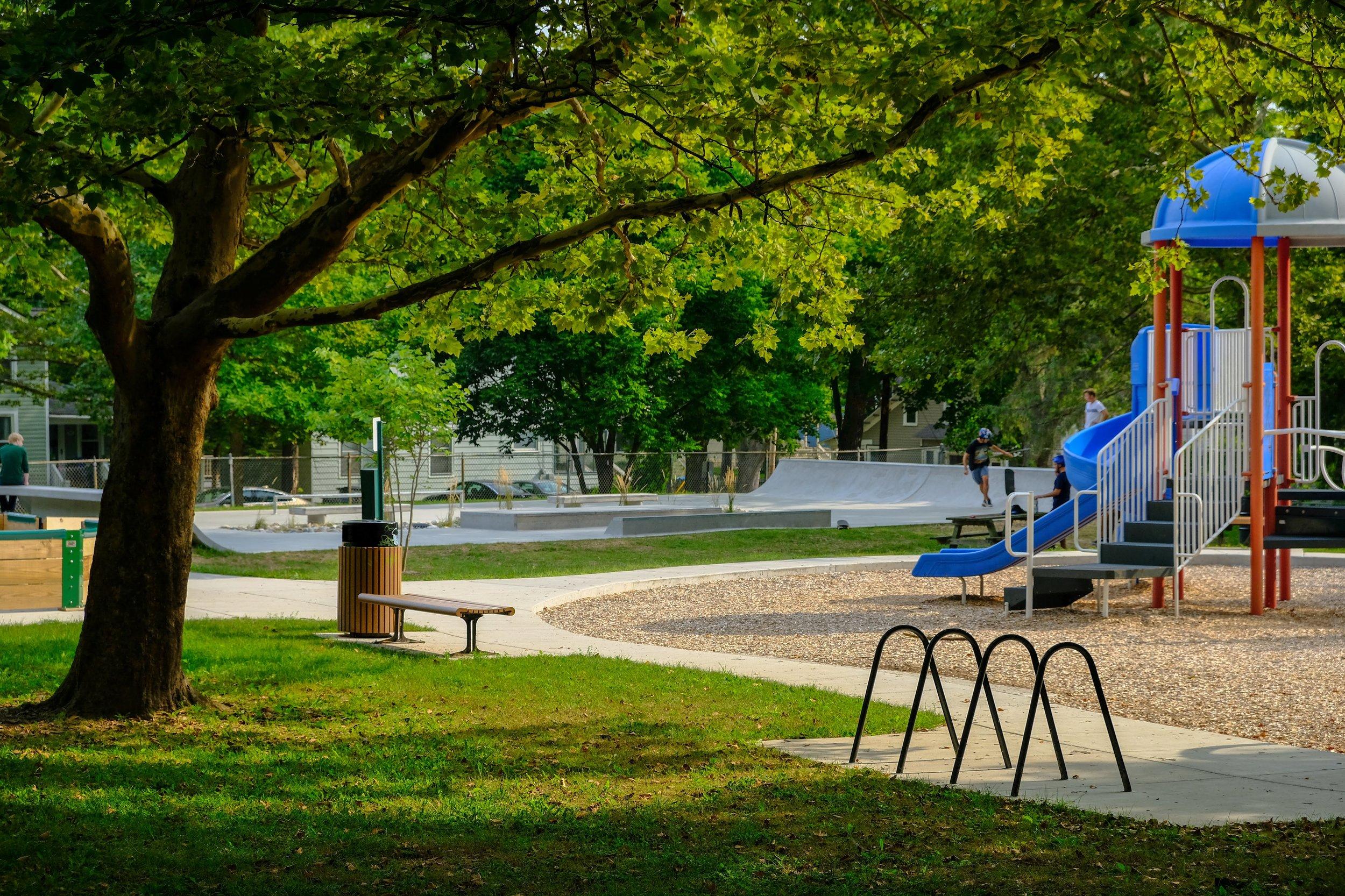 Davis Street Park