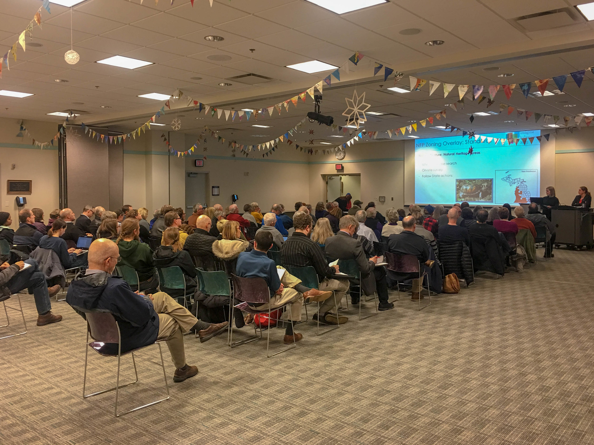 March 21, 2019 Natural Features Protection - Community Wide Meeting