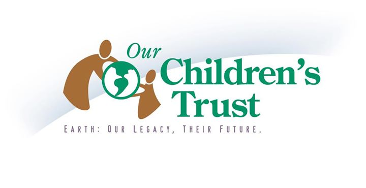 Our Children's Trust   elevates the voice of youth to secure the legal right to a stable climate and healthy atmosphere for the benefit of all present and future generations. We are partnering with Our Children's Trust on a three-part storytelling series about three of the plaintiffs in  youth v. gov .