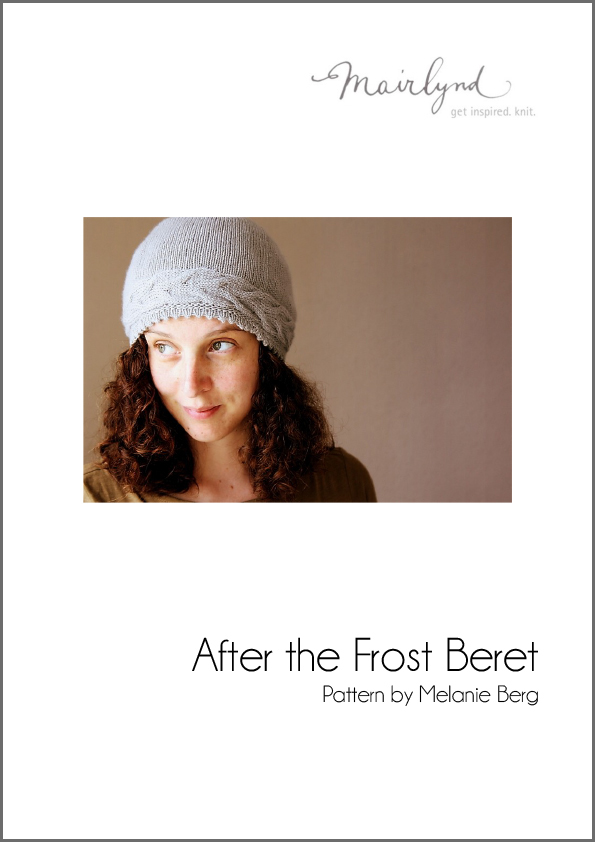 After the Frost Beret