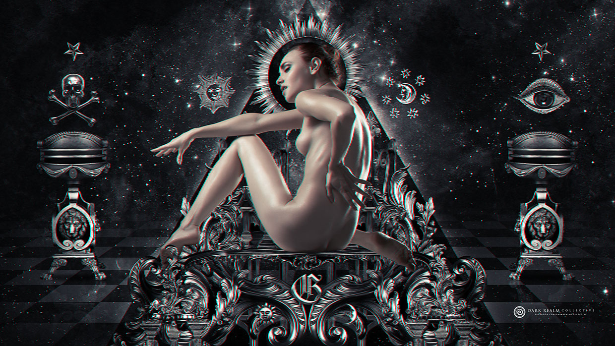 Black Easter 2015 Collection  »Lords of Plenty« by  Conzpiracy Digital Arts