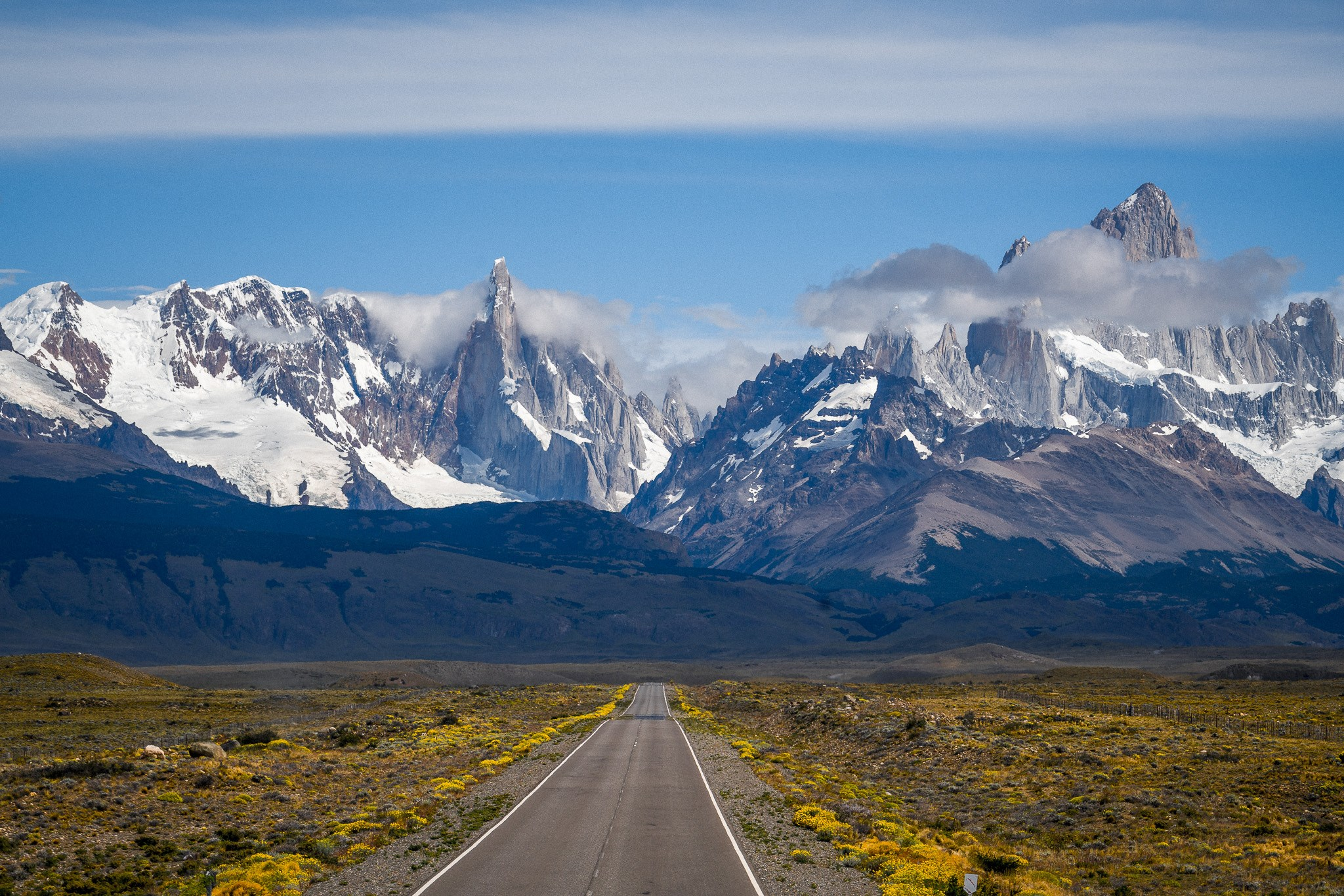 The road to Mt. Fitzroy and El Chalten, Argentina in Patagonia is my favorite photo of the year but for personal reasons more than the photo itself. To be honest I took the photo from a moving bus going 120kph thru a window, but the photo is a symbol.It representative of the direction of my career. I've been blessed to shoot lots of different things, but after catching the travel bug a few years back I nearly ruined my career by traveling way more than shooting.  I decided that I HAD to get paid to shoot travel and with zero idea how to do it I put it out into the universe as an intention. The next year I got paid to shoot in over 20 countries, and this year I went to another 12 countries. I've never been happier to be on the road of life and photography than I am right this moment. Cant wait to see where I go in 2017. - Albert Manduca