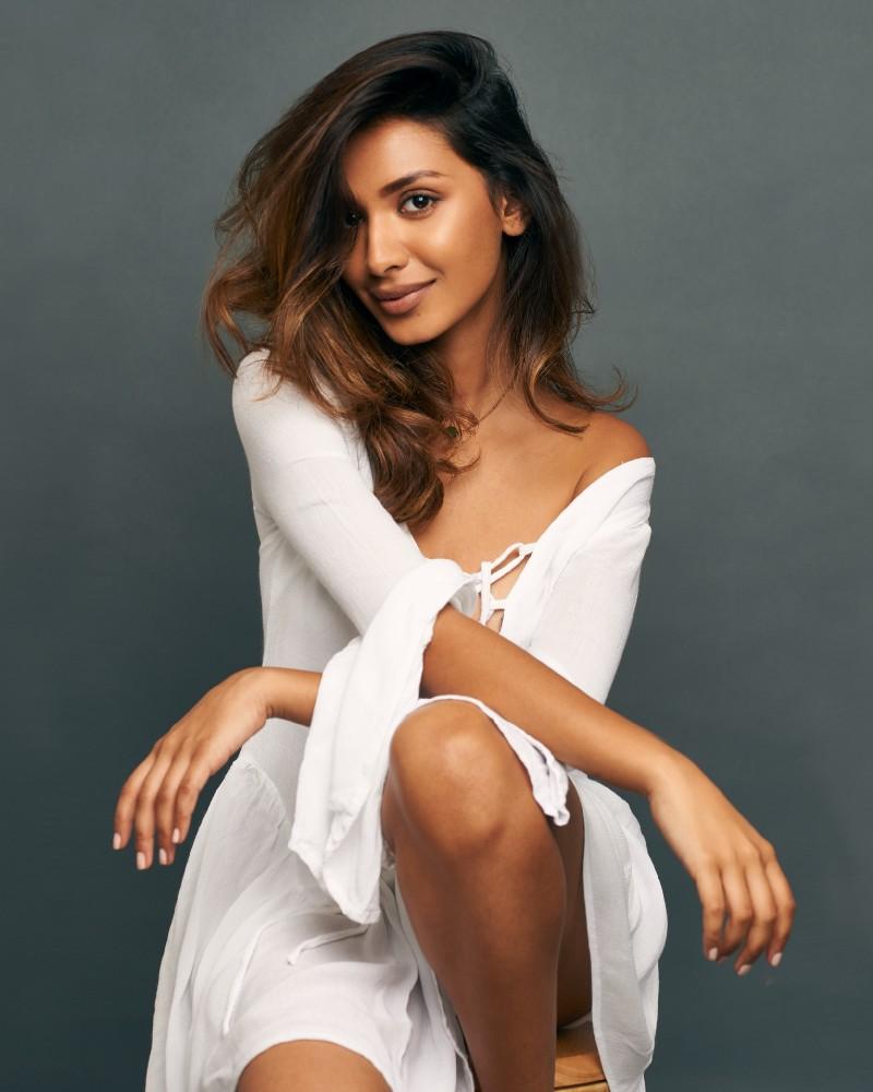 August 2017—Model and Actress  Naina Mall