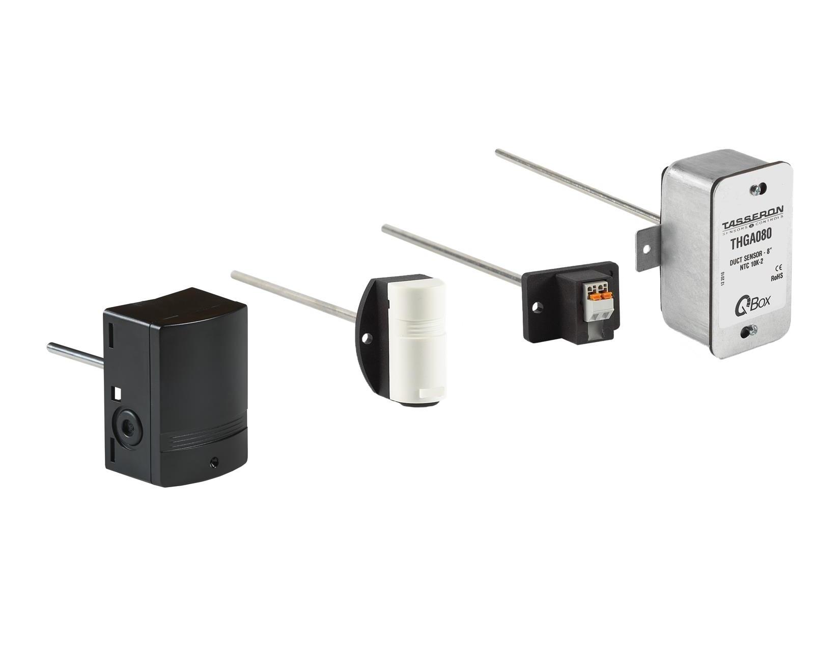 Duct Sensors - Tasseron Sensors and Controls