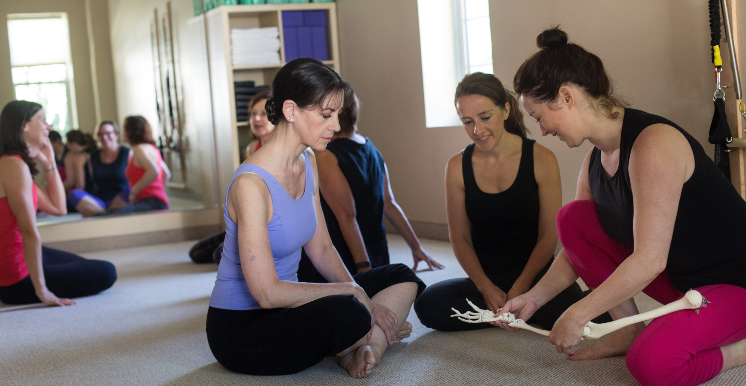 Whole Body Workshops - Feel Good, You Can!