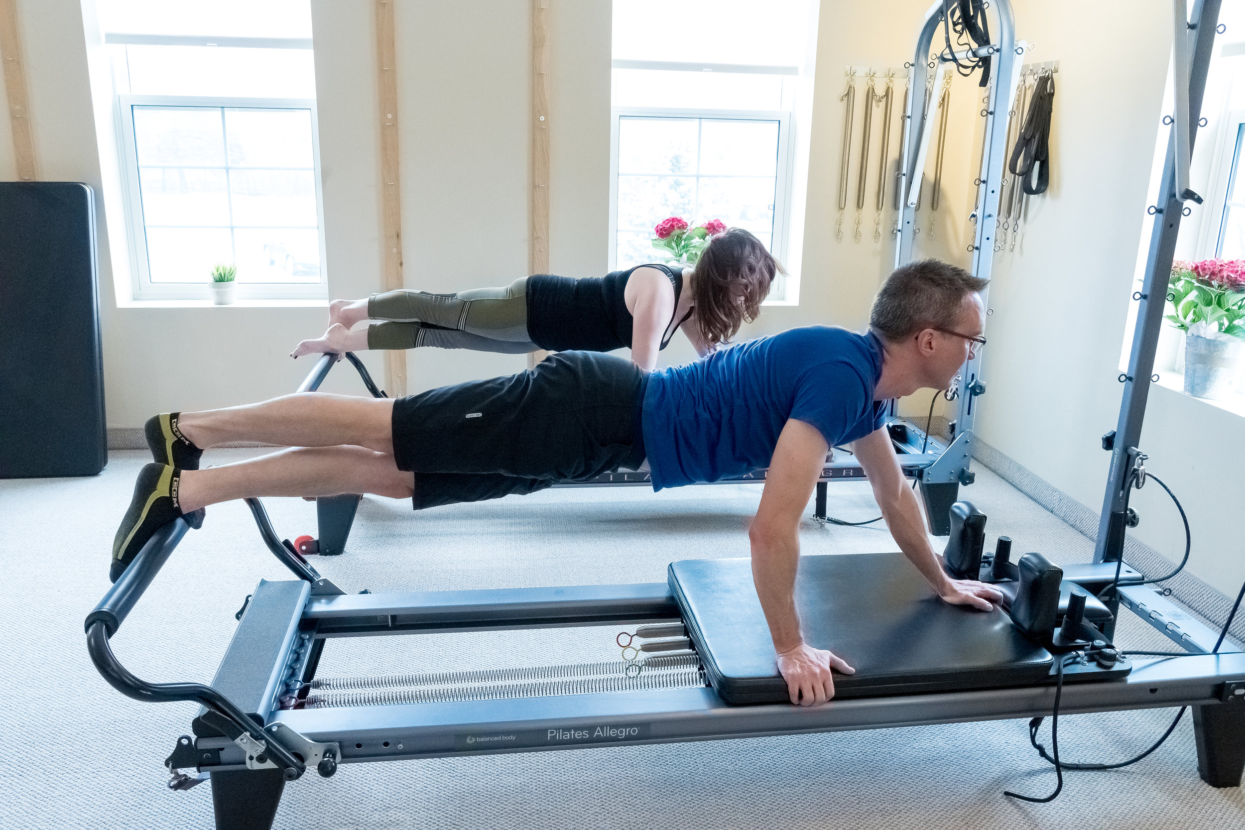 Reformer Classes - Select to learn more