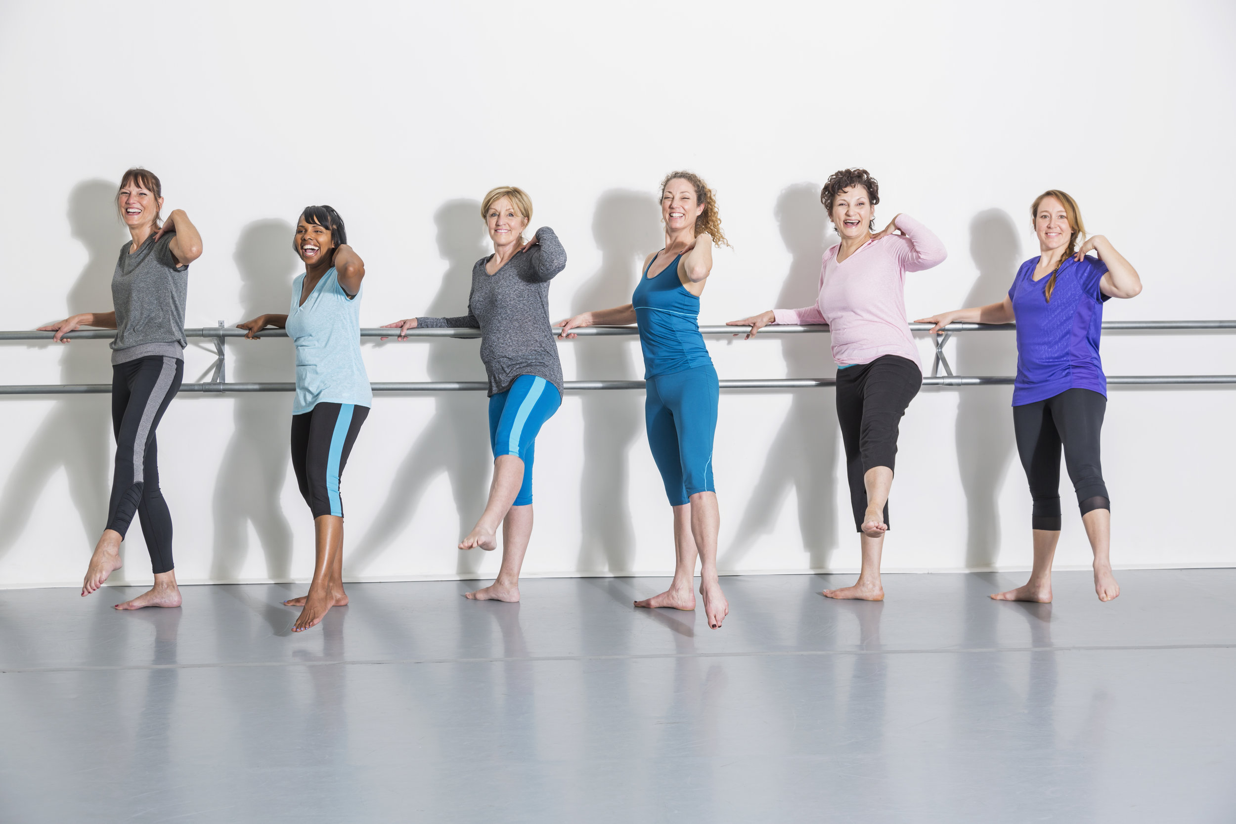 Barre Classes - Select to learn more