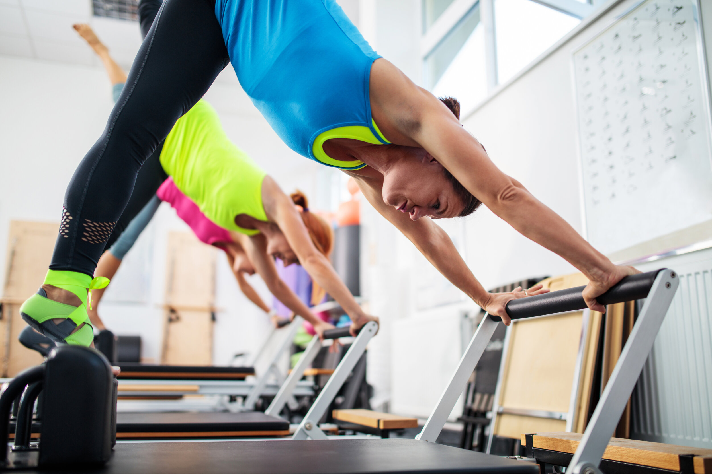 We offer Reformer Classes     Select to Learn More