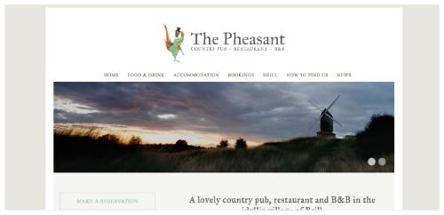 Thepheasant.co.uk