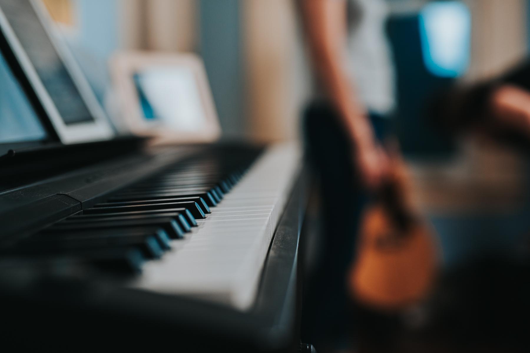 Yamaha P140 Digital Piano at Haley Katrin Studios
