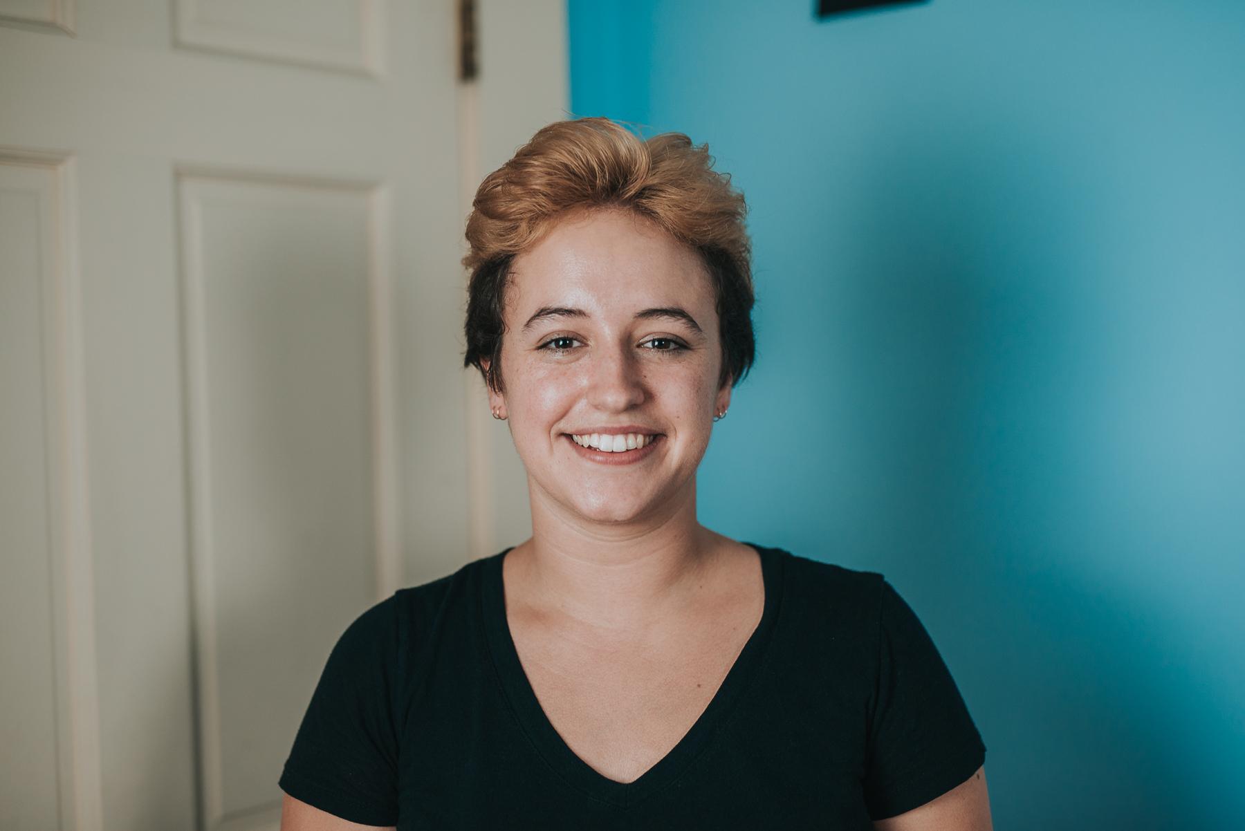 Haley Katrin Studios Founder and Voice & Violin Teacher Haley Katrin