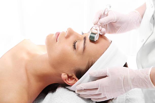 Microneedling Certification Online Training - Microneedling is one of today's most highly requested treatments. Also known as micropuncture or, dermal rolling, microneedling involves the use of tiny needles to create precision micro-perforations in the stratum corneum. The result is improvement in the appearance of the skin. It is also often used to prepare the skin for topical ingredients, as the micro-perforations allow skincare ingredients to more efficiently penetrate the skin. Microneedling facilitates exfoliation of the skin, and gives skin a smooth luminous look and feel and can also be performed on the body.