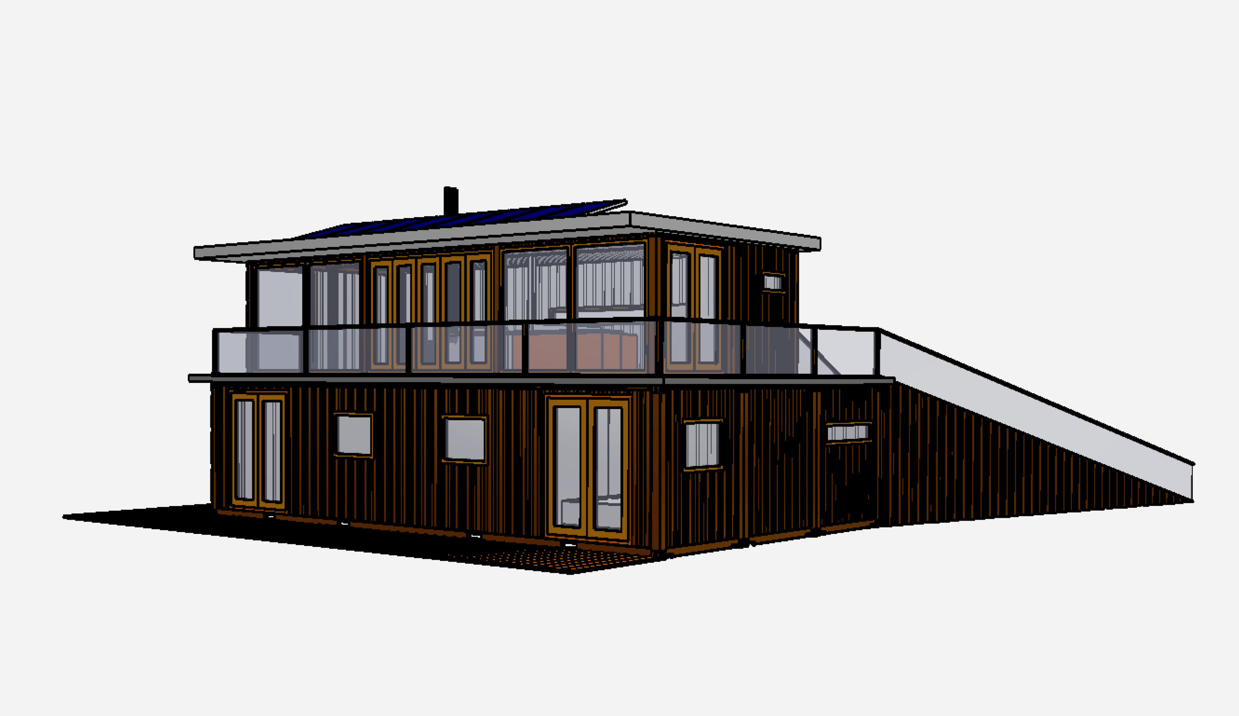 First LineResidence Concept -