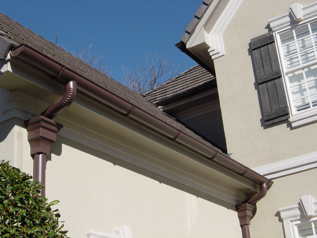 Half Round Gutters Installation Amp Replacement New Jersey