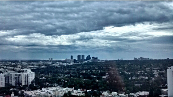 2014 :: West Hollywood ::When your office touches the clouds