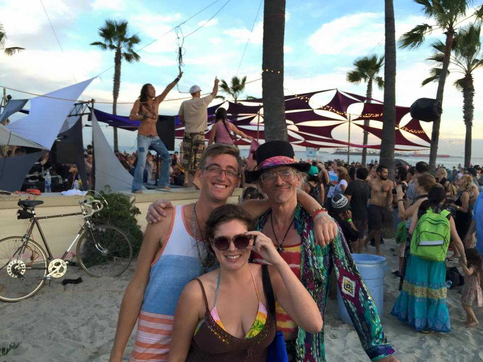 2015 :: Long Beach ::More dirty hippie beach parties.