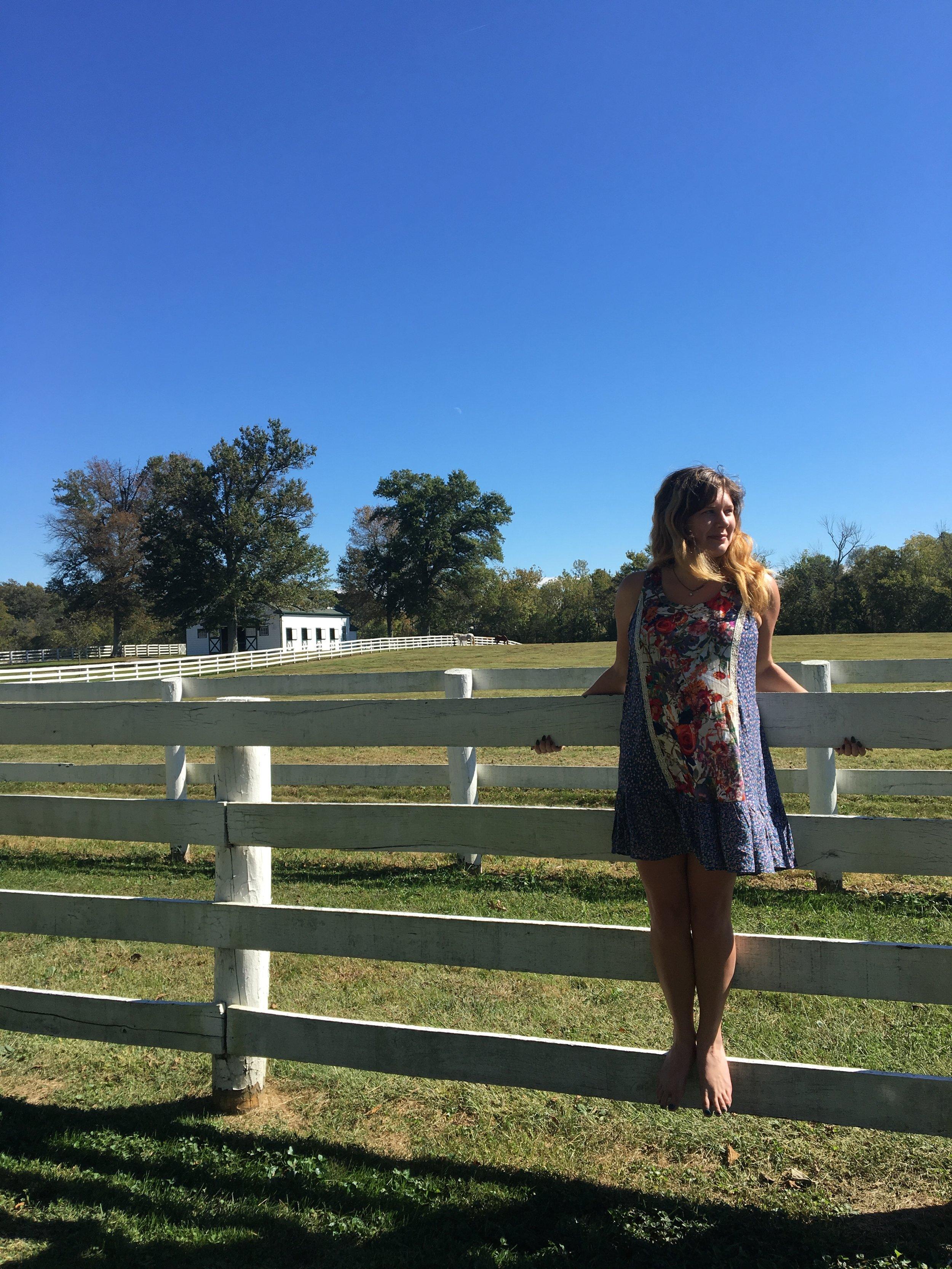 Living my truth as an innocent boho farm girl
