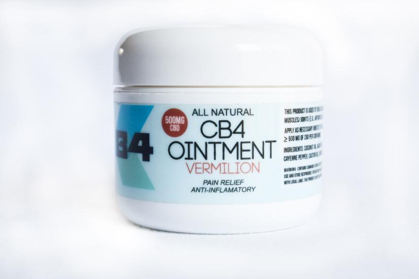 CBD Ointment -