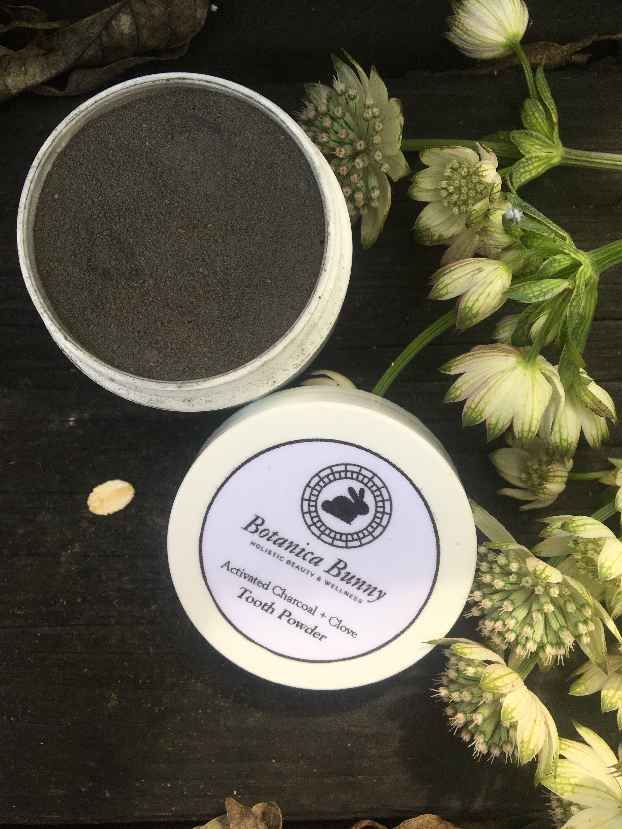 Charcoal Tooth Powder -