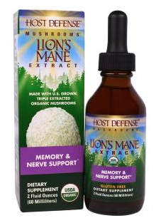 Nerve & Memory Support Tincture -