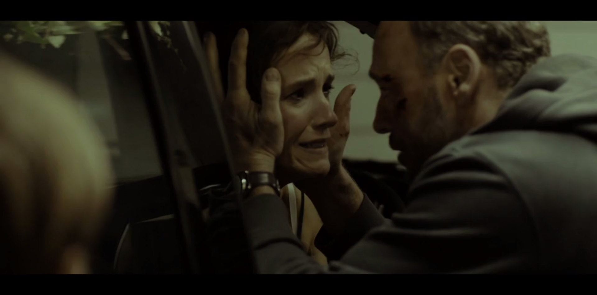 Molly as Angie Grieves in the thriller  Narcopolis , 2015.