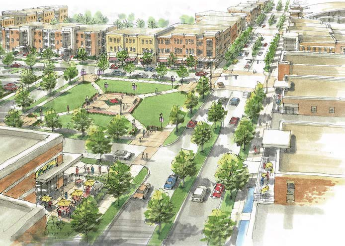 The River District Rendering,