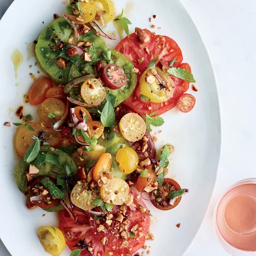 28 Easy Summer Tomato Recipes - If you've taken the time to grow them, you might as well enjoy them!