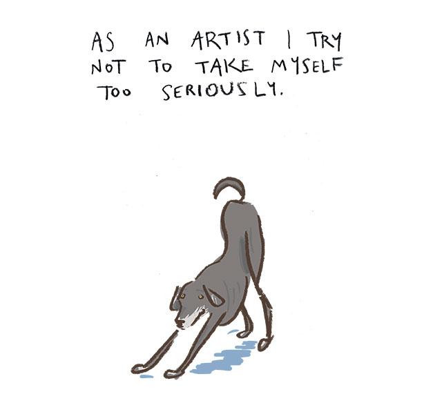 Do Artists Need Pets?