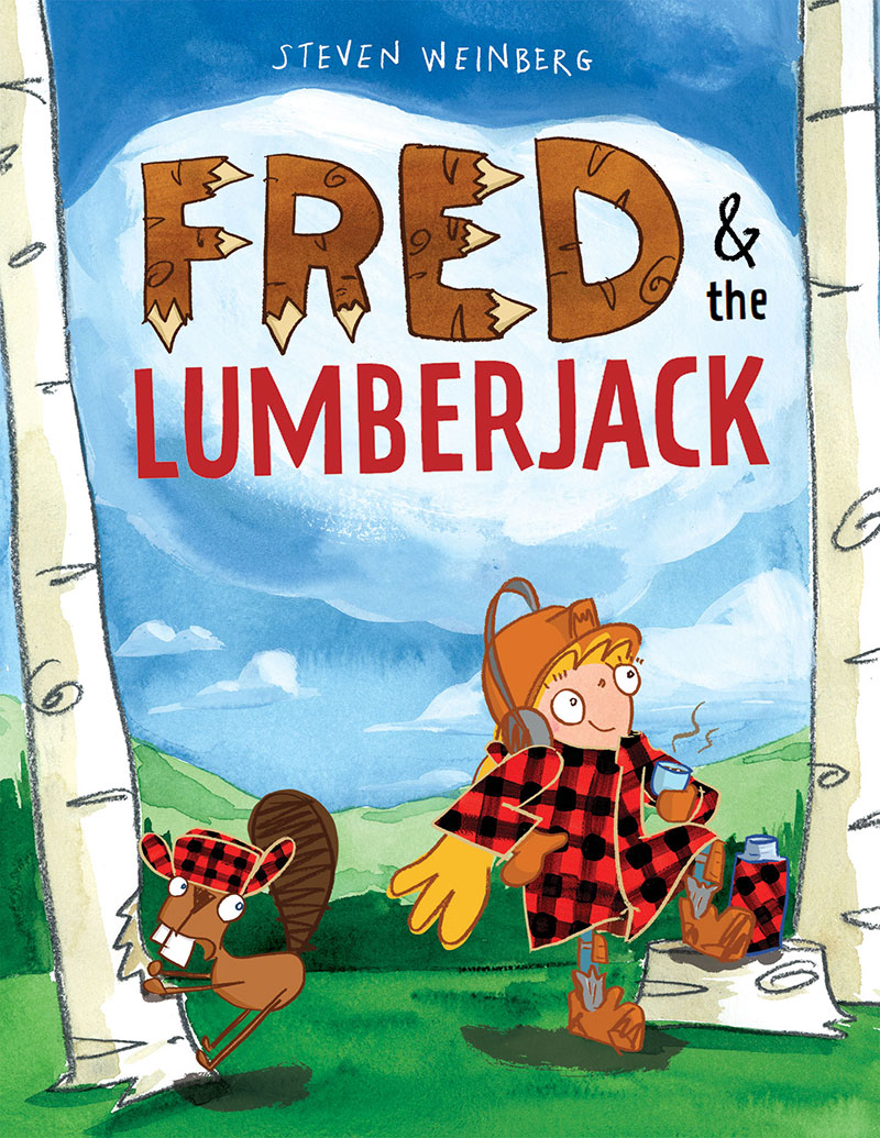 - The classic story of how a beaver and a lumberjack become best friends--the lumberjack being a little girl with a chainsaw, of course!