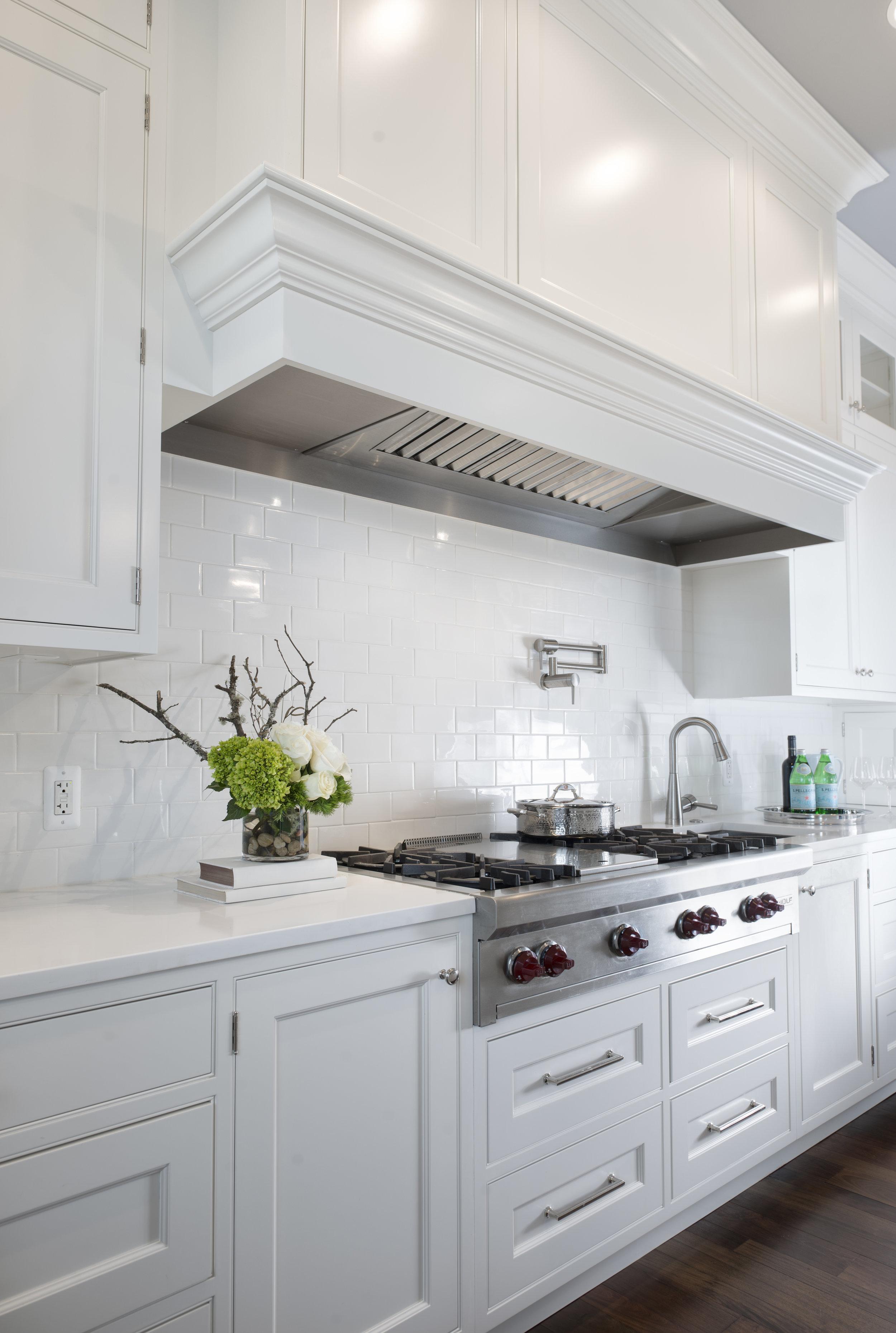 Classic White Kitchens — Maison Birmingham