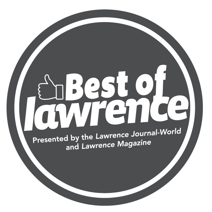 "We are proud to have been named in the top 5 ""Best Places to Work (100+ employees)"" in Lawrence, Kansas by the readers of the Lawrence Journal World in 2016 and 2017!"