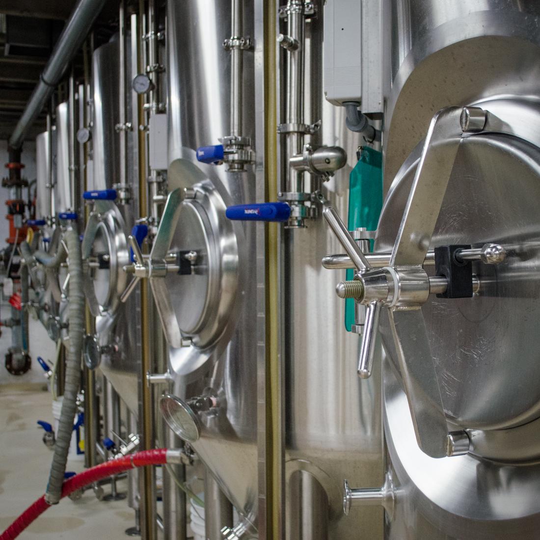 craft beer tank