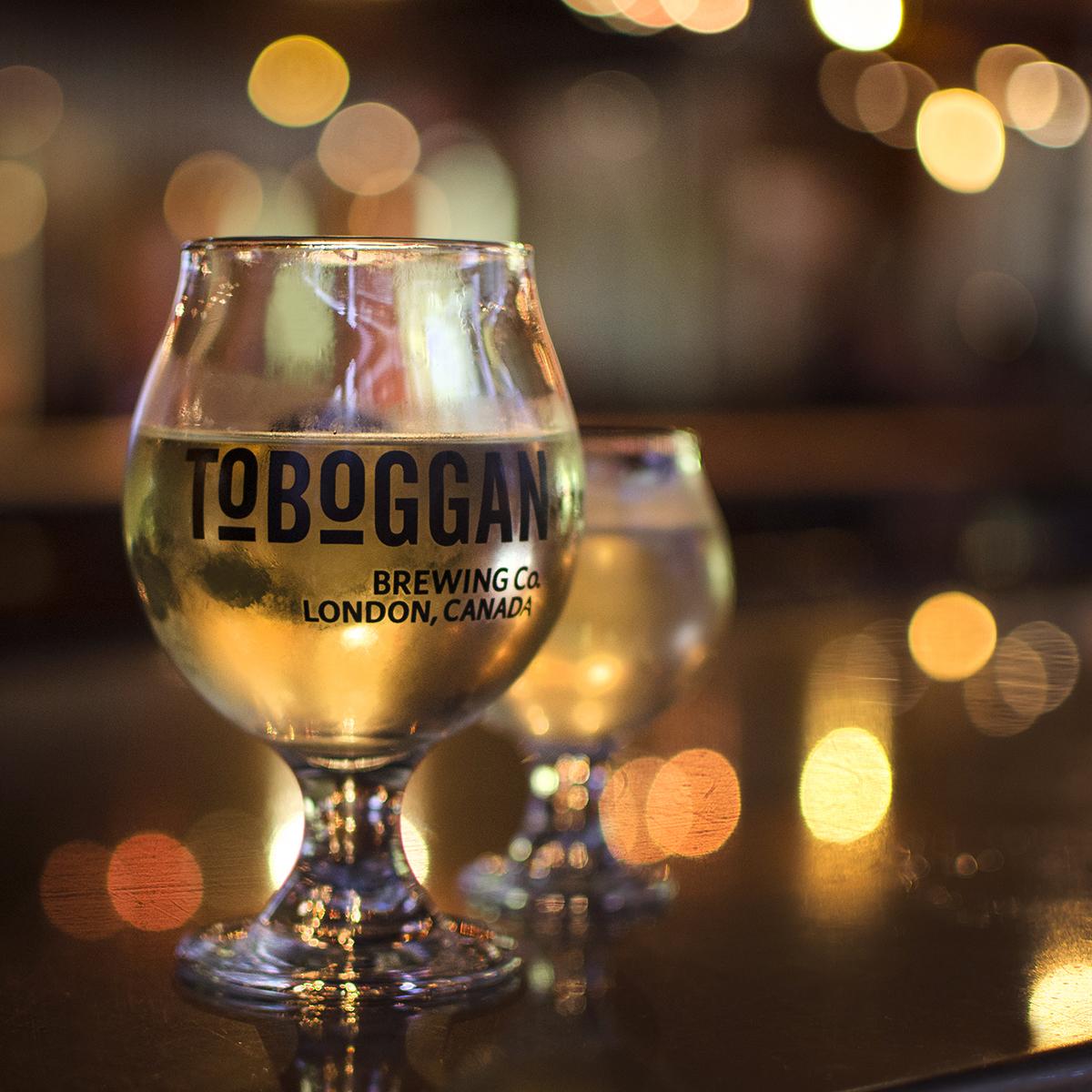 Toboggan Brewing Co - Cider