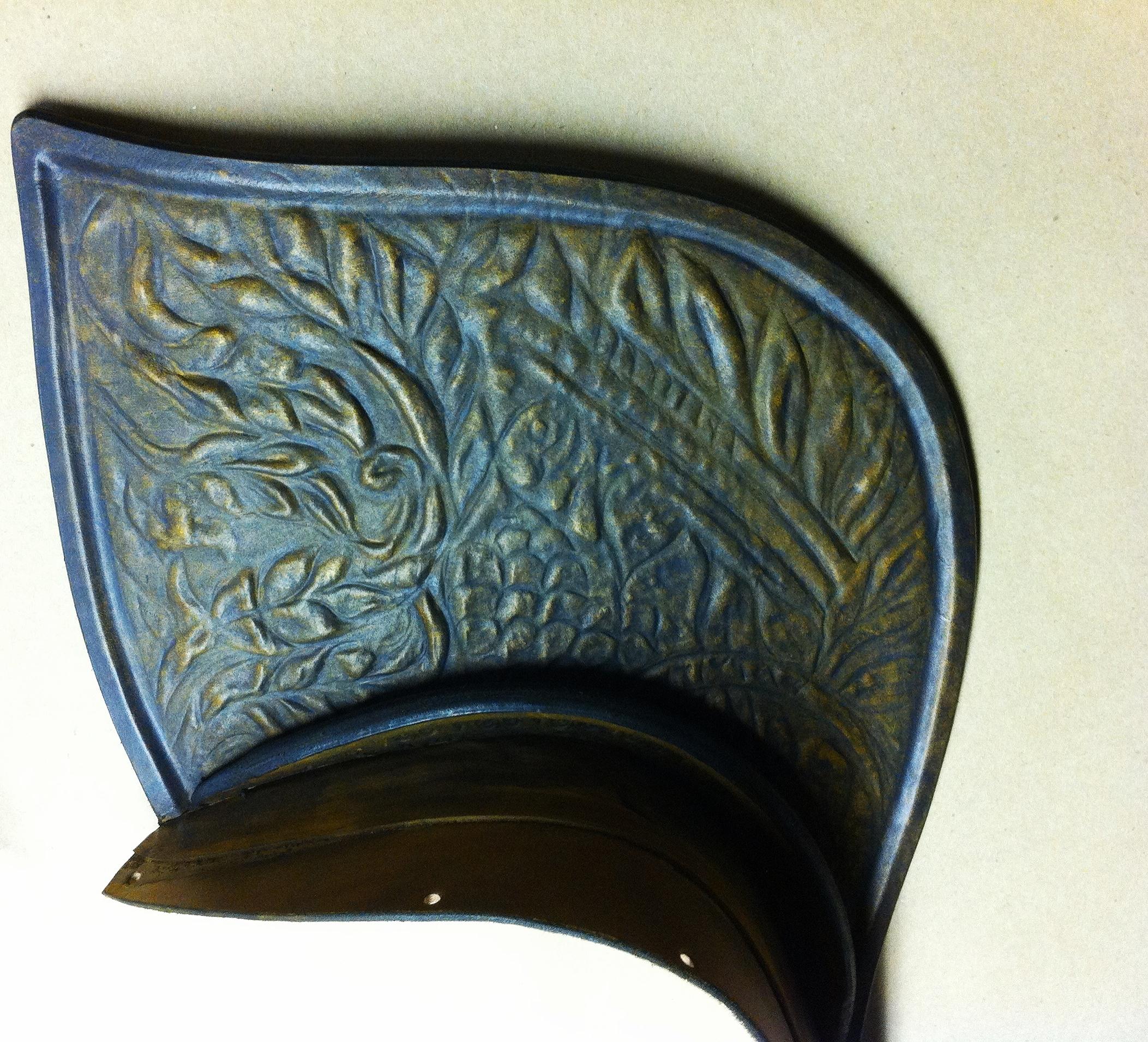 leather imprint