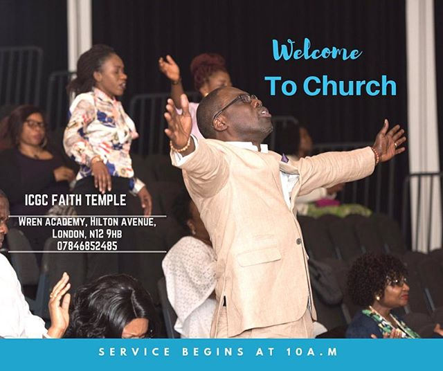 A great week starts with Sunday. Join us for our communion service tomorrow. Come and enforce your victory through the blood of Jesus! Invite a friend. #icgcfaith🇬🇧 #communion #miracle #meal #Christ #deliverance #theblood #Lord #live #wisdom #saviour