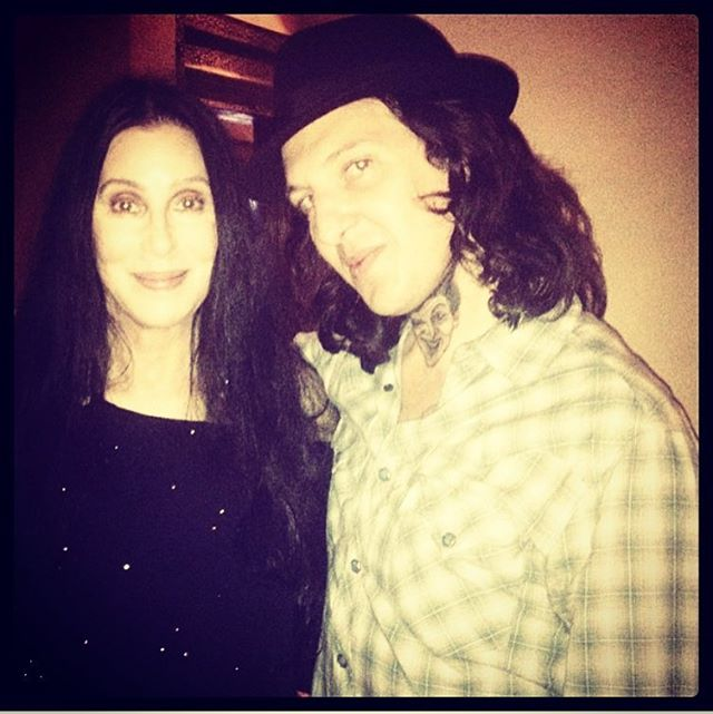 Cher a little time with me.  #tbt