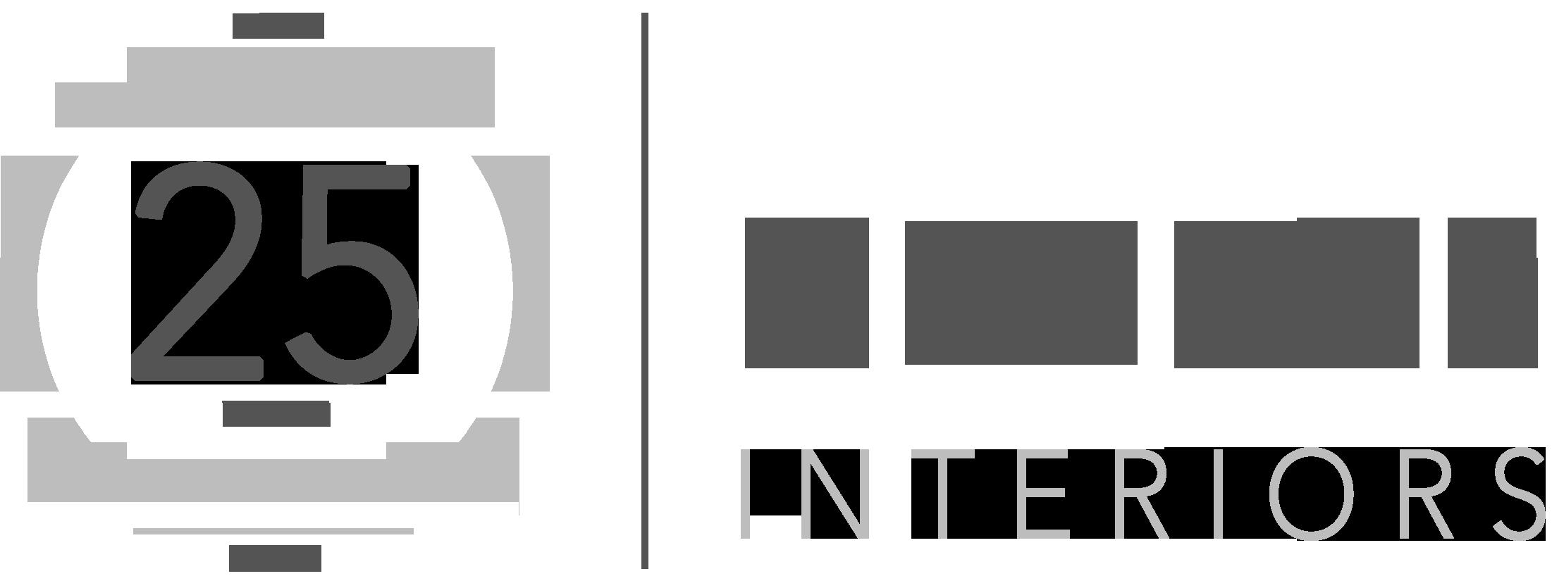 Genesis 25th anniversary logo