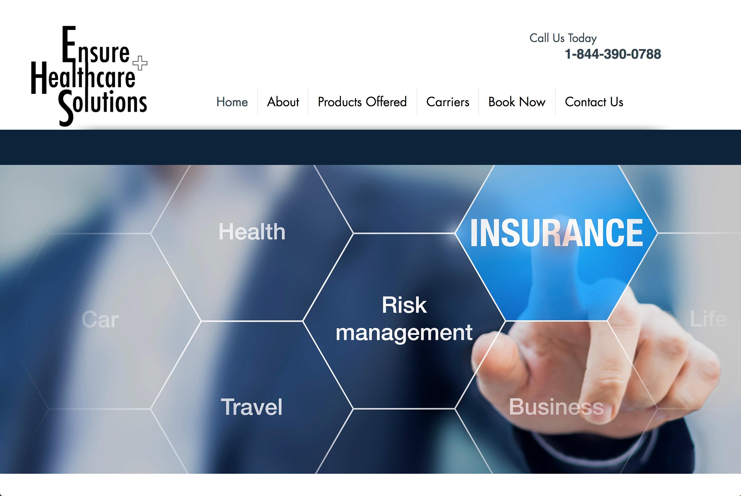 ensure healthcare solutions -
