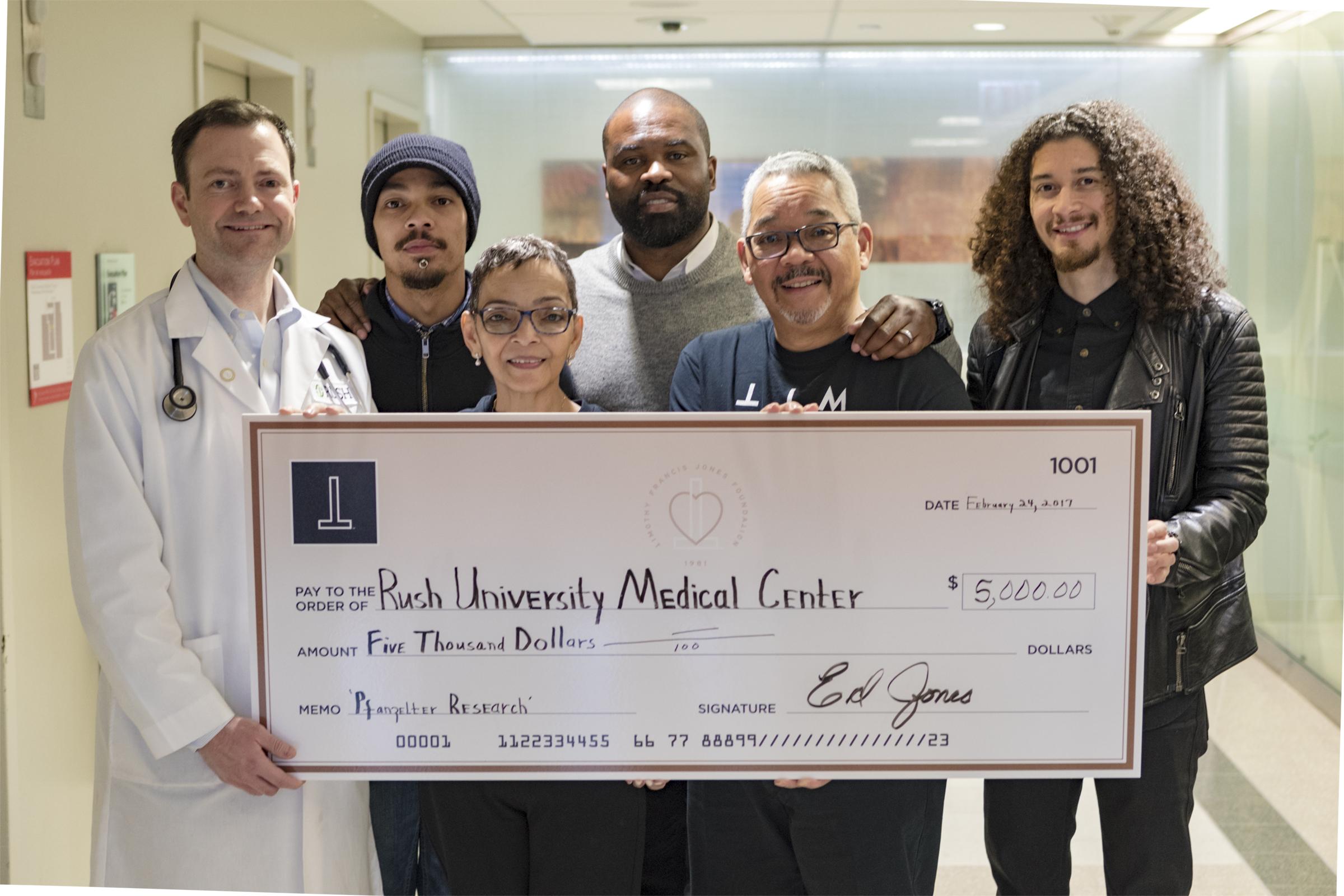 Rush University Medical Center 2017